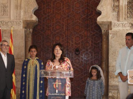 Presentación de LA MORISMA 2012