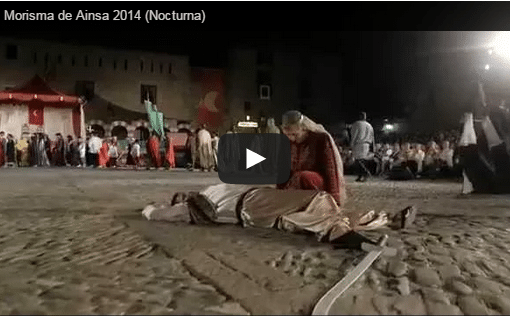Video La Morisma 2014 (Nocturna)