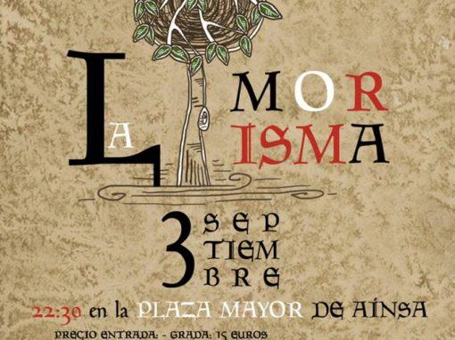 """Cartel """"La Morisma 2016"""""""