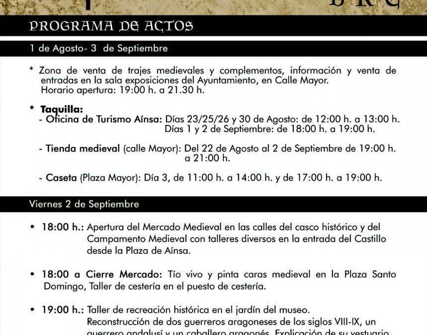 Programa La Morisma 2016