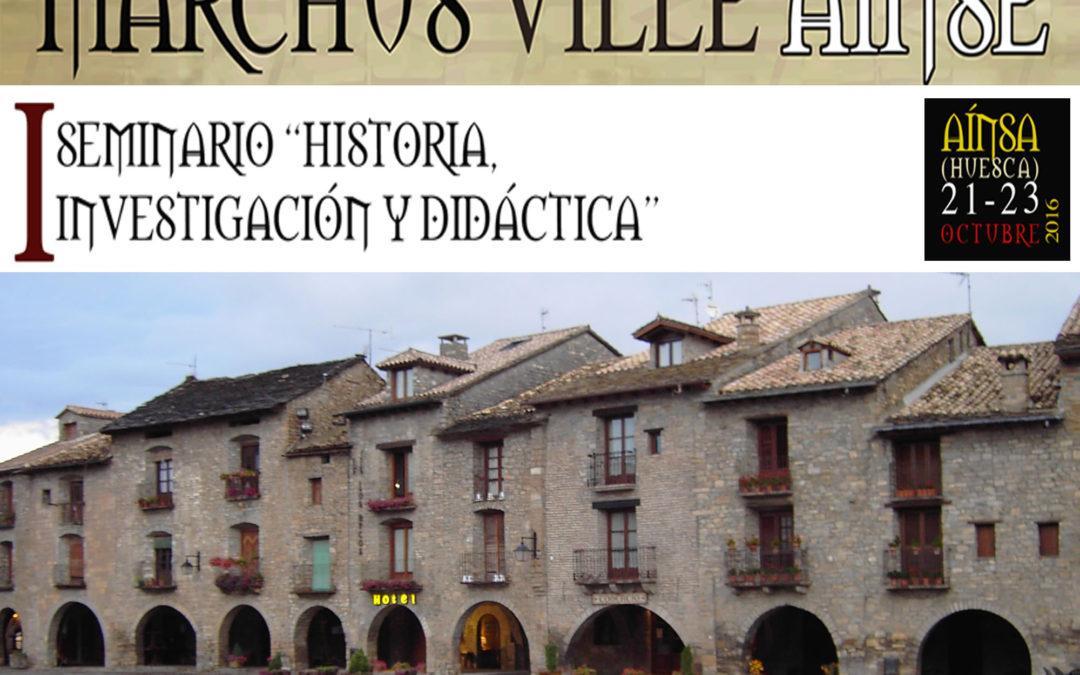Programa Arqueomercado «Marchus Ville Ainsa»