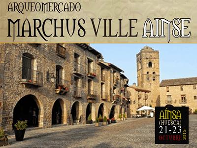 Nota de Prensa: La Plaza Mayor de Aínsa regresará a 1423 a través de un arqueomercado o recreación histórica de un mercado en la Edad Media