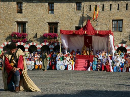 Recortes de Prensa: Diario del Alto Aragón - La Morisma cumple 20 años como Fiesta de Interés Turístico de Aragón