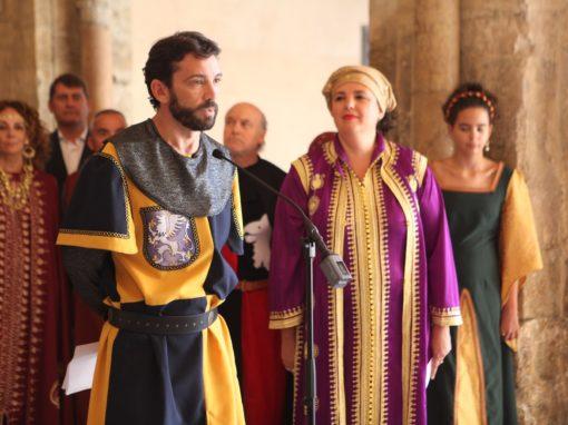 Las Cortes de Aragón acogen la presentación de La Morisma - Lunes 27 de Agosto